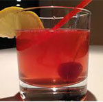 Laura's Cherry Cocktail